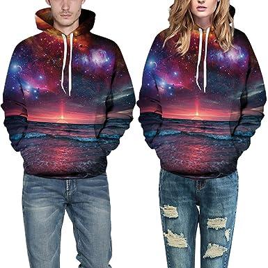 Print Hoodie 3d Pullover Kapuzenpullover Sweatshirt Hoodies