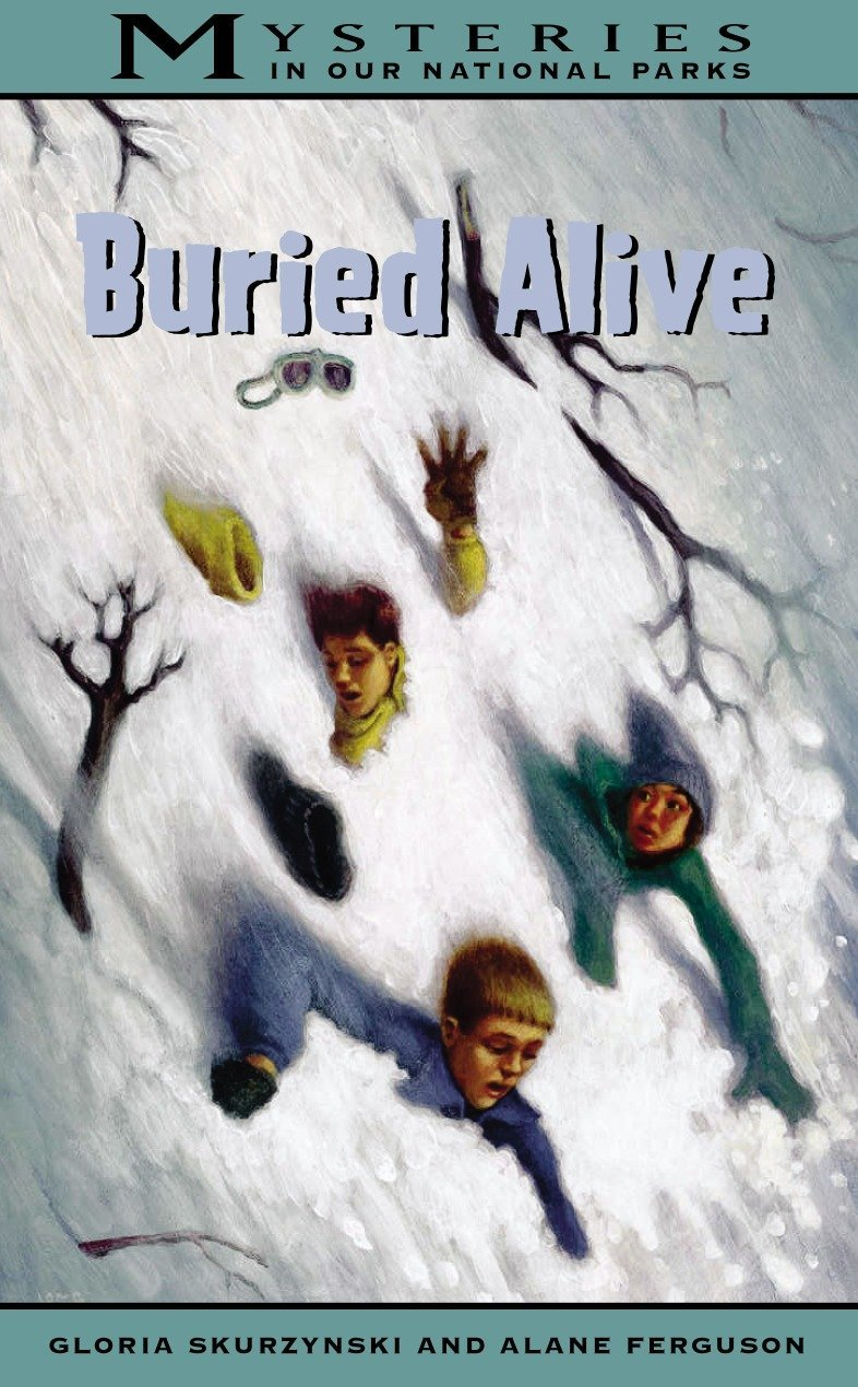 Download Mysteries in Our National Parks: Buried Alive (#12) pdf