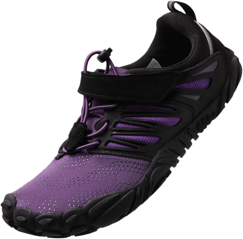 Bronax - Zapatillas de Running Unisex Minimalistas, Color, Talla ...