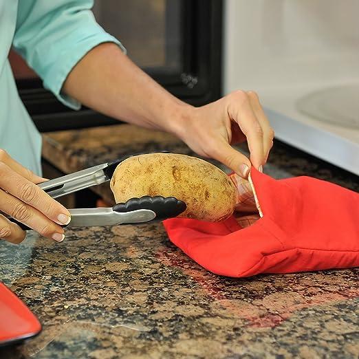 Patata Express: perfecto Baked patatas en el microondas en ...