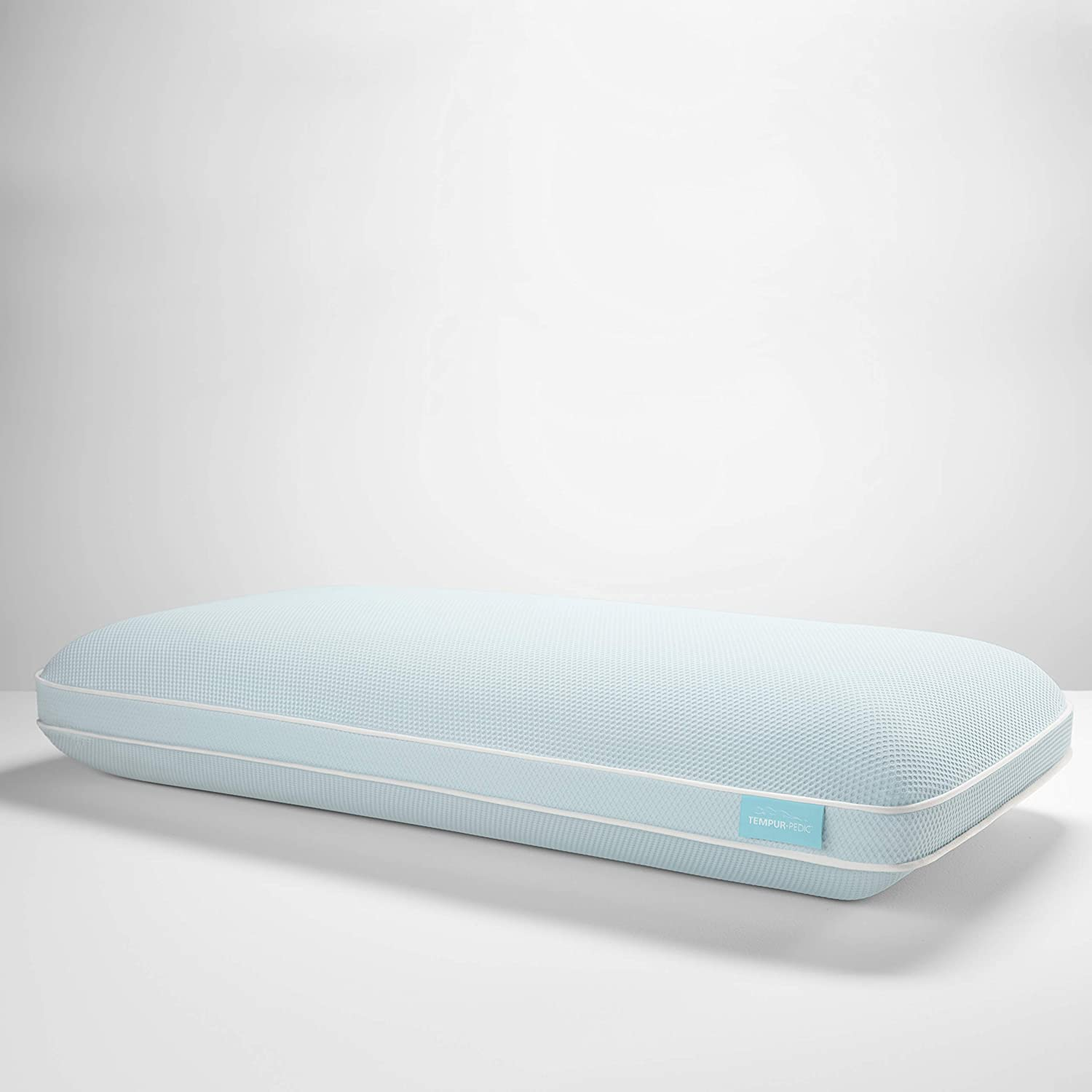 TEMPUR-ProForm + Cooling ProHi Pillow, Memory Foam, King, 5-Year Limited Warranty
