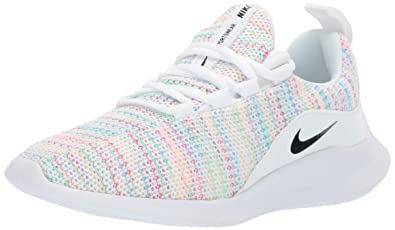 e0bebd0eb2 Nike Women's Viale Space Dye (Gs) Sneaker, Black/White/Dark Grey