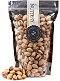 The Nuttery Roasted and Unsalted Pistachios - 16 ounce Pouch bags (1lb)