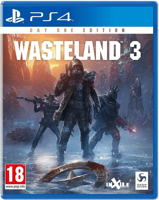 #Videojuego Wasteland 3 por 21,30€