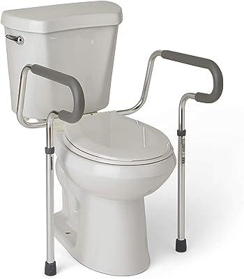 Medline's Guardian Toilet Safety Rail