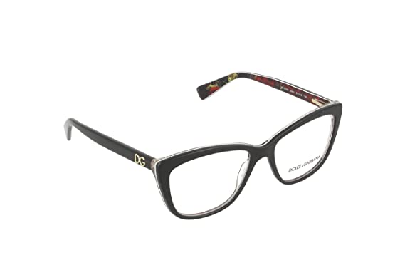 c0b5fc9fda00 Image Unavailable. Image not available for. Colour  DOLCE   GABBANA DG 3190  Eyeglasses 2940 ...