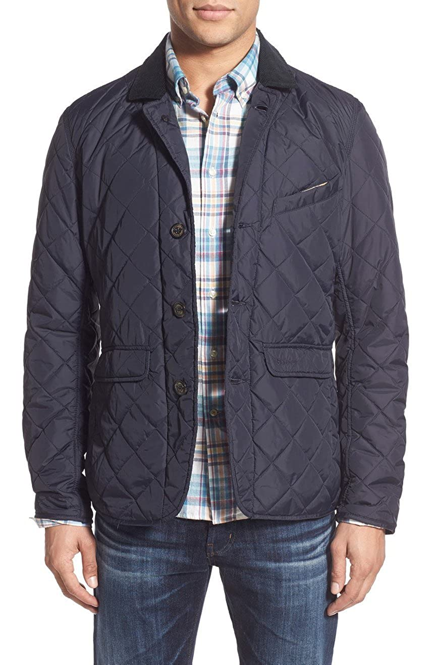 Barbour Mens Beauly Quilted Jacket at Amazon Men's Clothing store: