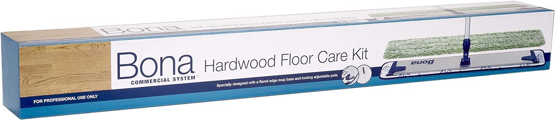 Bona Commercial System Hardwood Floor Care Kit