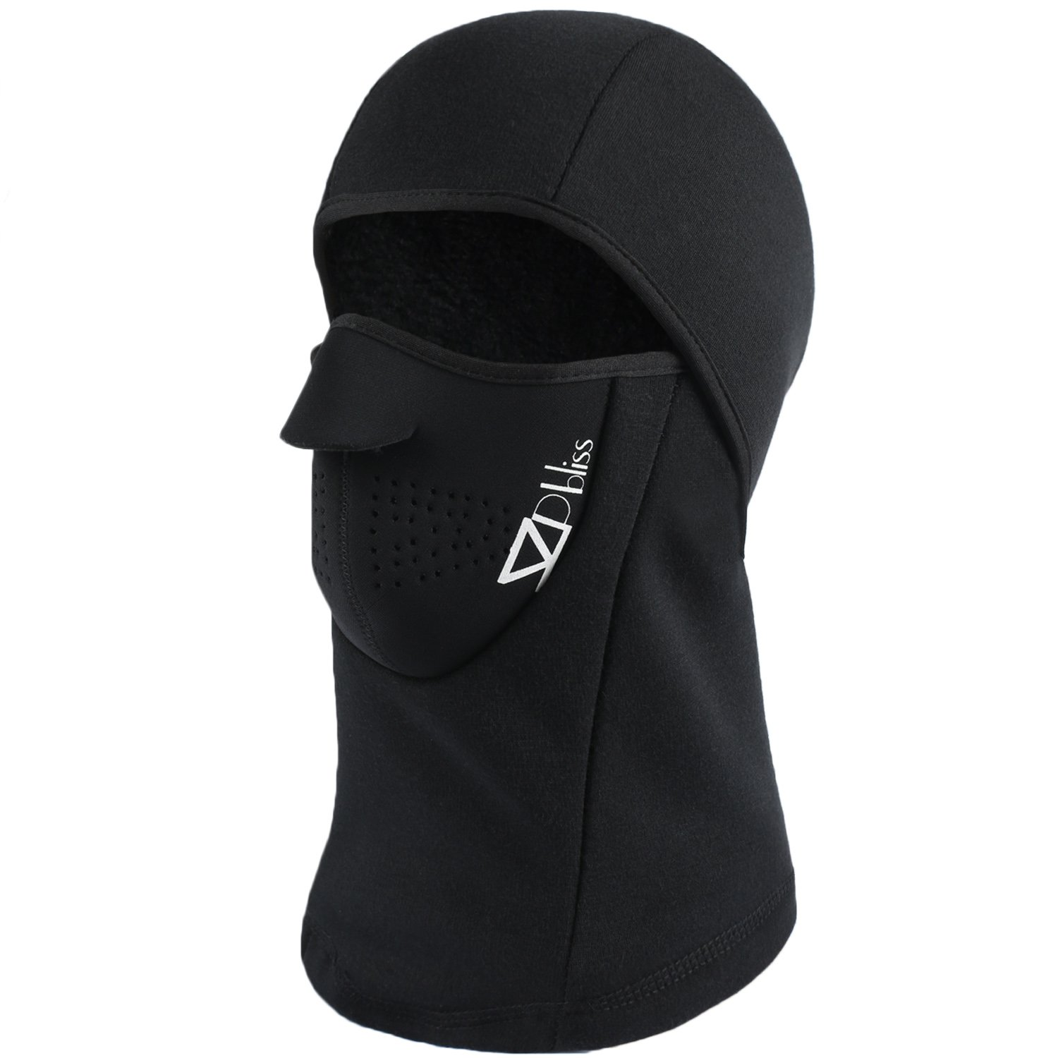 Balaclava Winter Face Cover, Outdoor Stretch Slouchy Windproof Cap- Best Fleece Face Mask Scarf Skull Warmer wind-protection hat for Skiing, Hiking, Running, Cycling, Jogging, Camping, Motorcycle. ZPbliss Balaclava-a