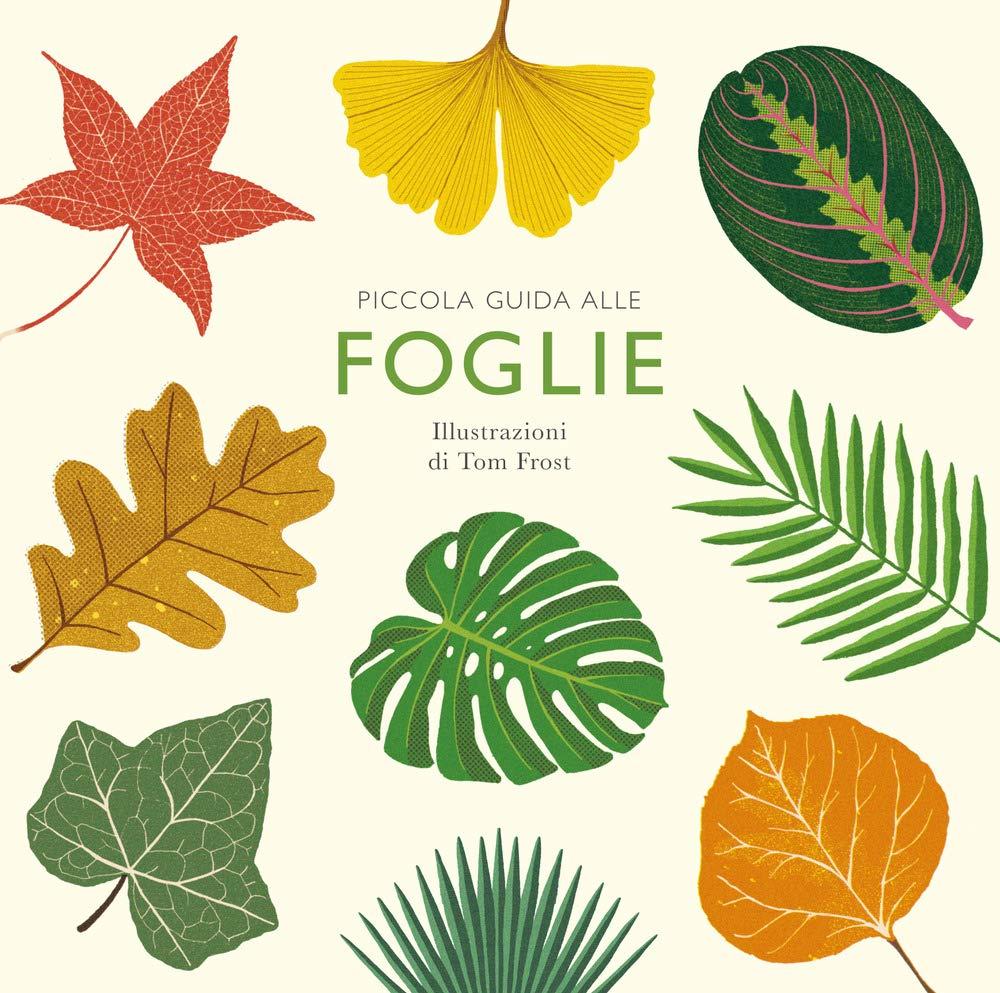 Amazon.it: Piccola guida alle foglie. Ediz. illustrata - Davies, Alison,  Frost, Tom - Libri