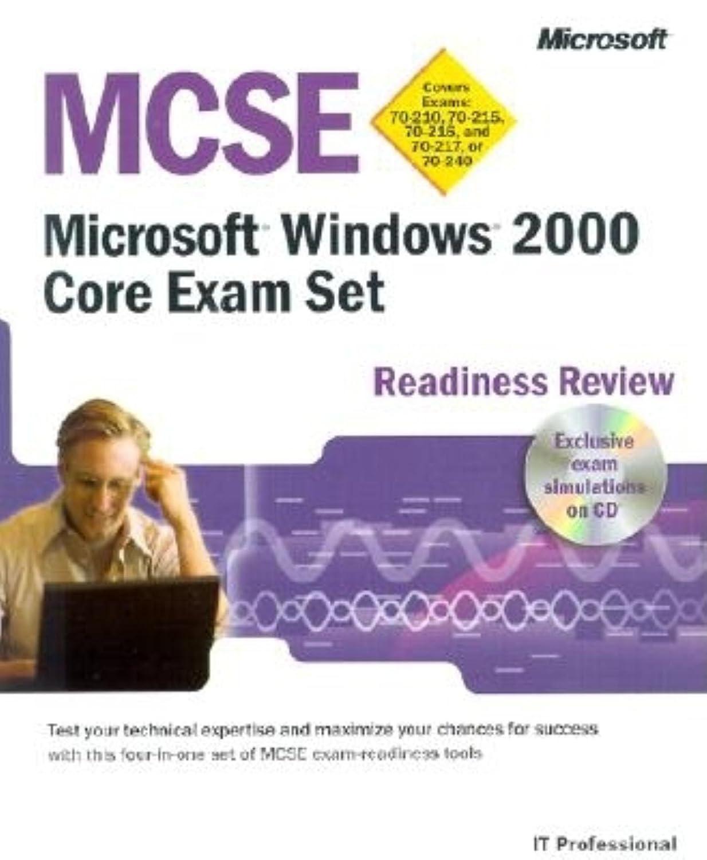 Microsoft MCSE Readiness Review: Amazon co uk: Electronics
