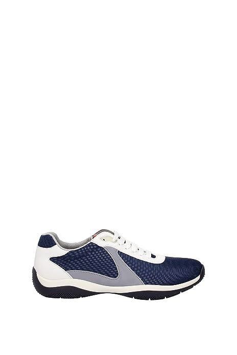 Prada - Zapatillas de Tela para Hombre *: Amazon.es: Zapatos y complementos
