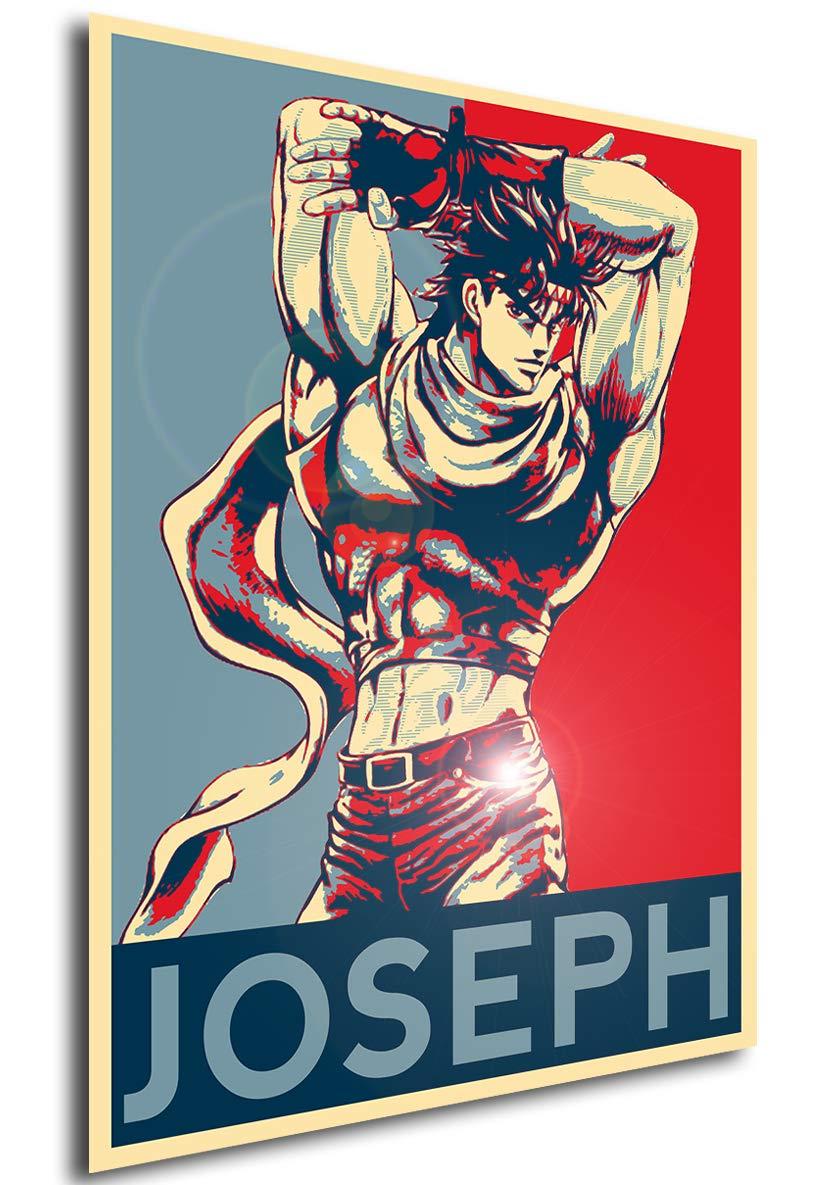 Instabuy Poster Propaganda Jojo Jotaro Kujo A3 42x30