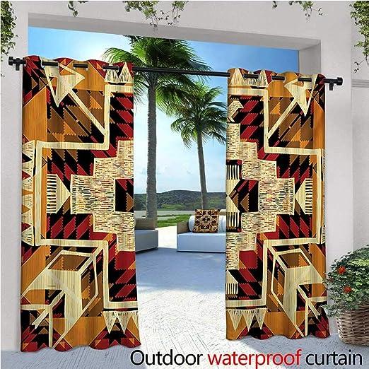 Arabian Outdoor- Cortina de privacidad de pie para exteriores ...