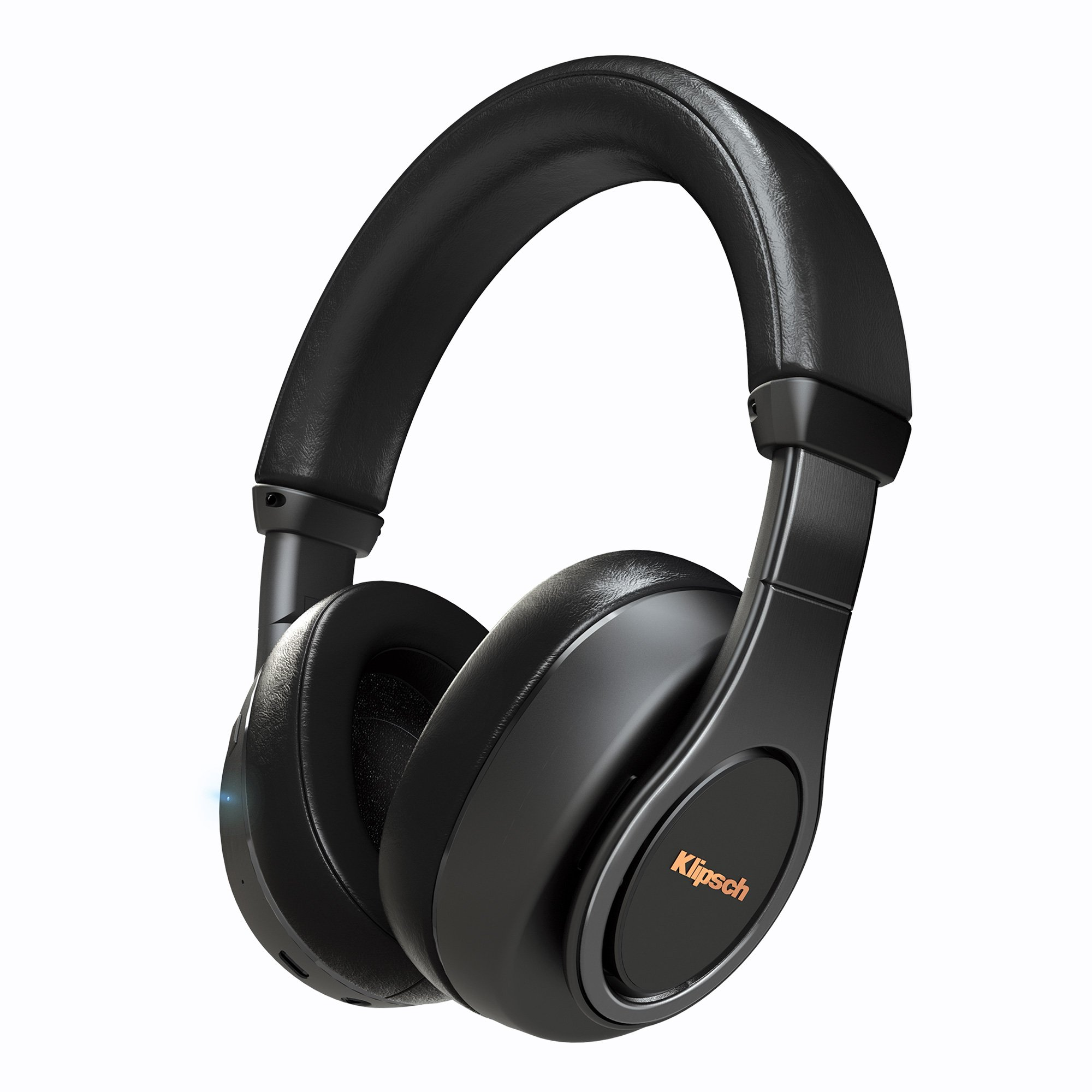 Klipsch Reference Over-Ear Bluetooth Headphones - Black by Klipsch
