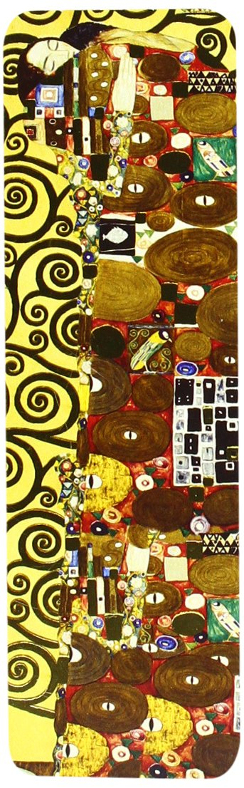 Fridolin 67445 'Klimt the Fulfilment' Segnalibro