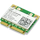 Intel Centrino Advanced - N 6200 - Wi-Fi Adapter MiniPCI Express 2.4/5 GHz 300 Mbps Half Mini Card Tray