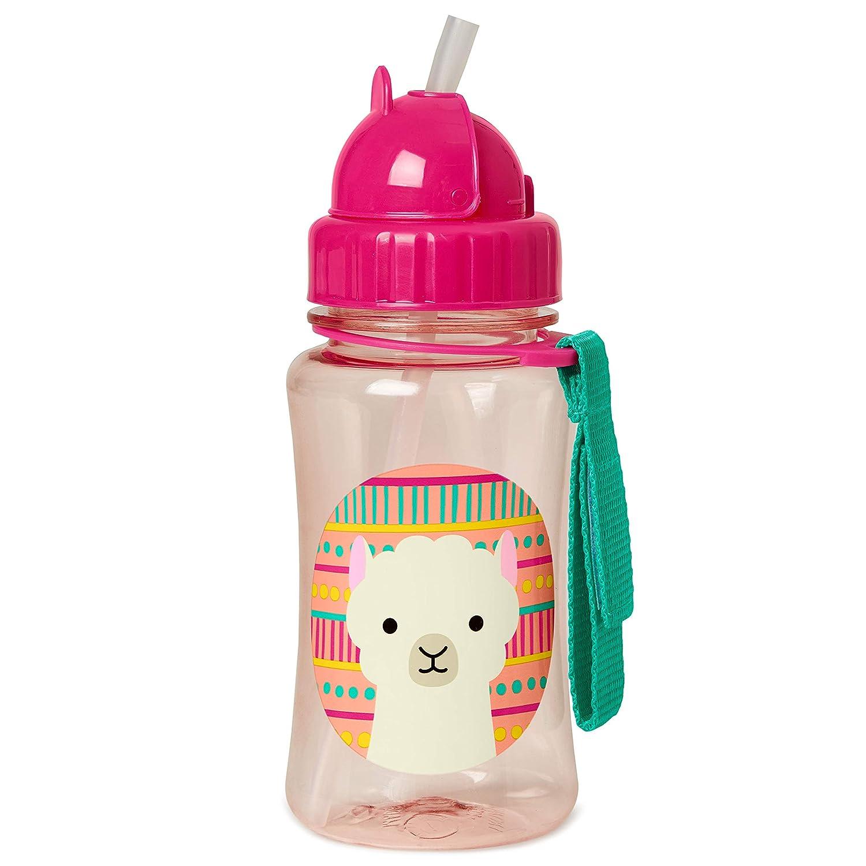 Skip Hop Zoo Straw Bottle Winter Deer