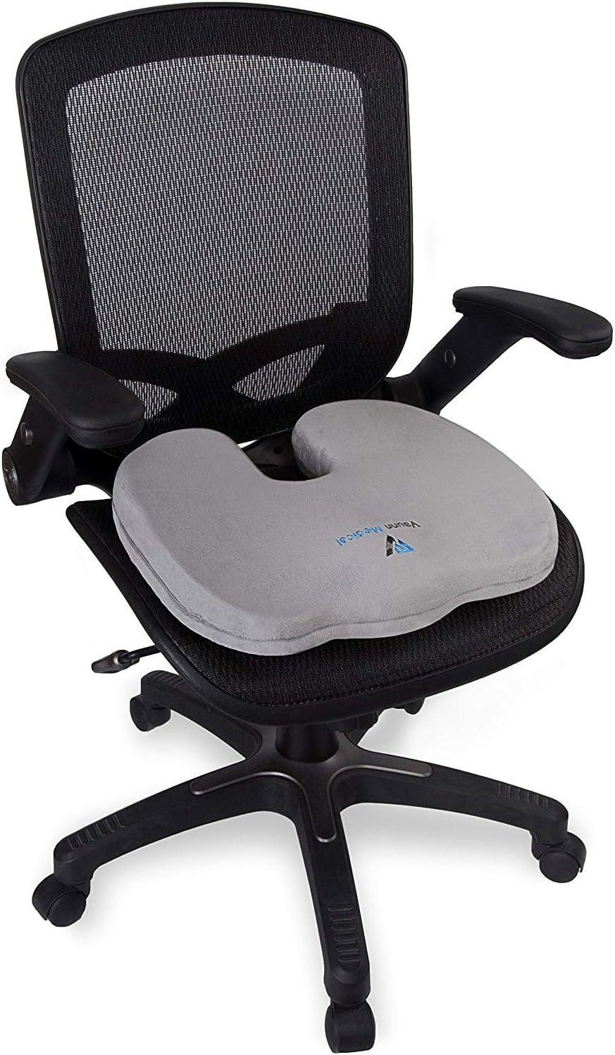 Amazon.com: Vaunn Medical Firm Seat Cushion - Cojín para ...