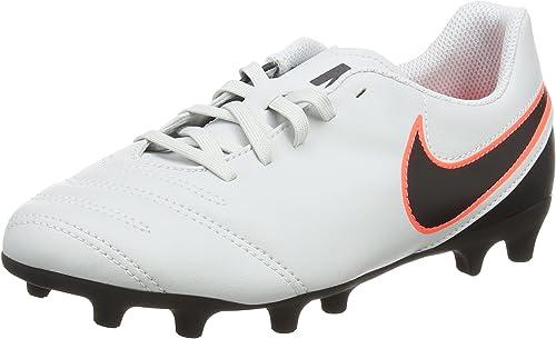 Nike Jr Tiempo Rio III FG, Chaussures de Football garçon