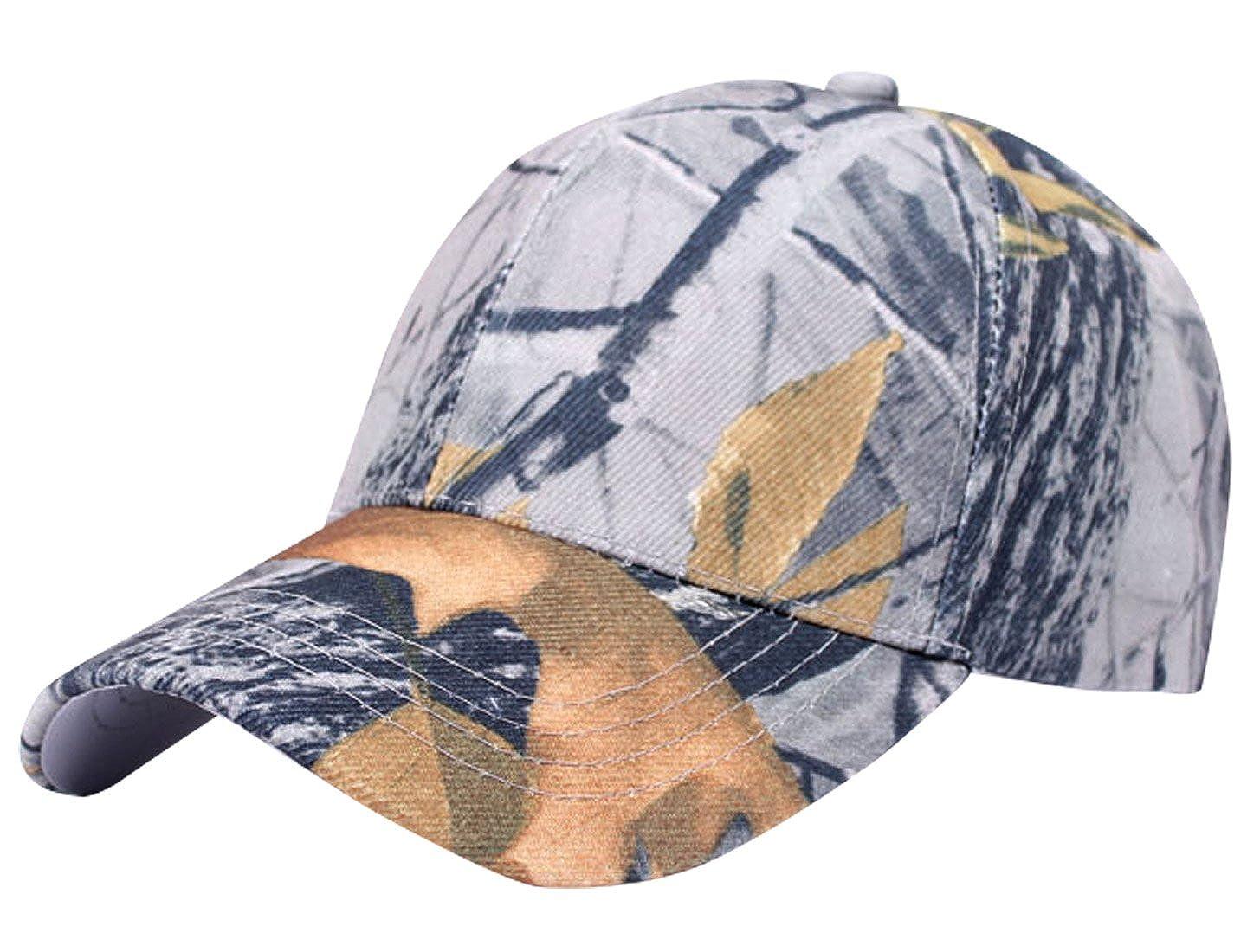 aecf8c44015 Aivtalk - Gorro de Sol para Hombre Mujer de Algodón para Viaje de  Transpirable Cierra de Velcro Ajustable para Camping Senderismo