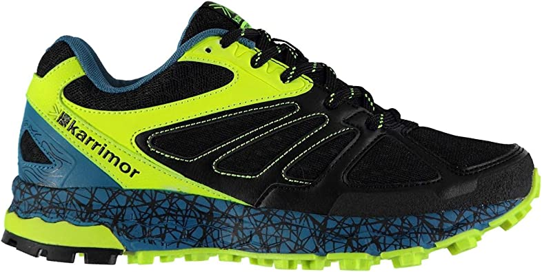 Amazon.com | Karrimor Kids Tempo 5 Boys Trail Running Shoes Trainers |  Athletic