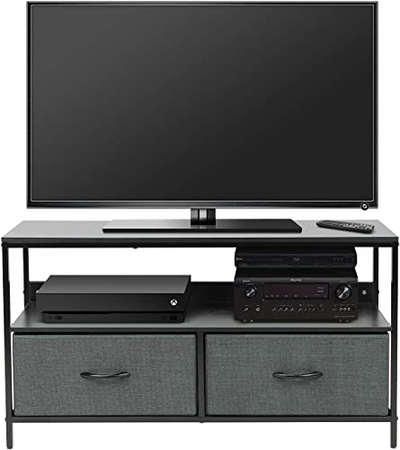 Sorbus Dresser Drawers TV Stand 25-50 Inch