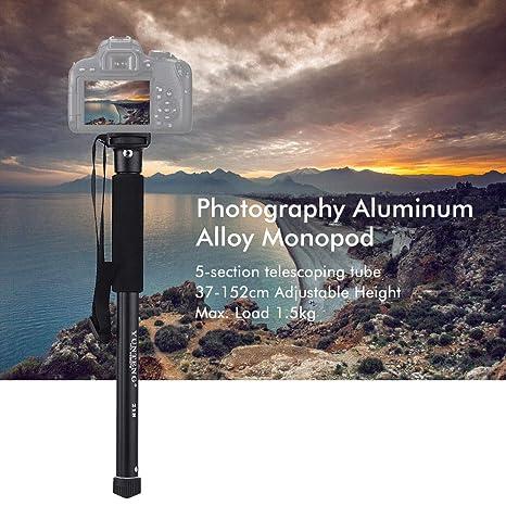 Amyove YUNTENG YT-2186 Soporte de monopie de aleación de Aluminio ...
