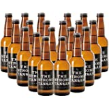 高圧炭酸水 『ザ ストロング タンサン』 330ml スクリューキャップ 瓶 ×20本入りケース