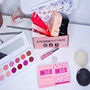 Tribe Beauty Box - Beauty Subscription Box: 5-8 Full Sized Makeup and Skincare Products
