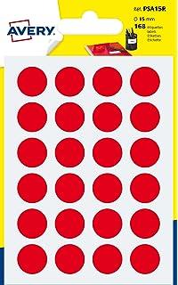 Avery Zweckform etichetta 8/mm marcatura punto blu 416st riposizionabili