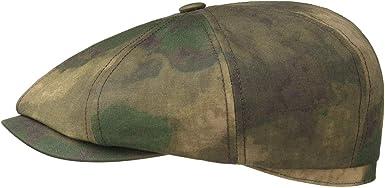 Stetson Gorra Hatteras Camouflage Hombre - Gorros con Visera ...