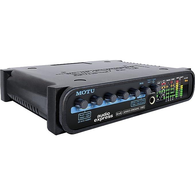 MOTU Audio Express USB FireWire Audio Interface