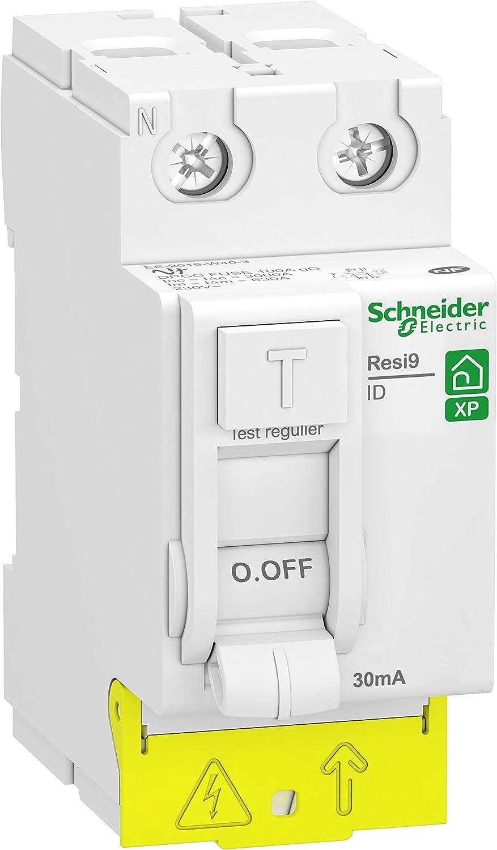 Schneider Electric SC5R9PRC240R Disjoncteur Blanc