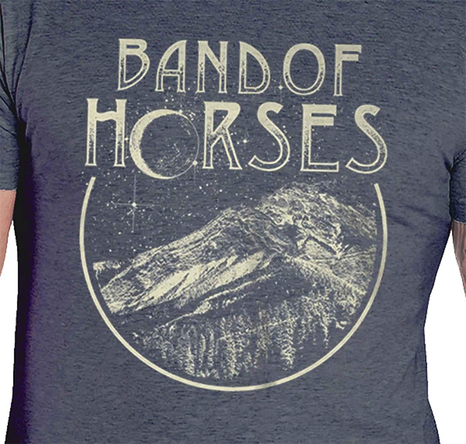 Band Of Horses Alpine Line NEW MENS T-SHIRT