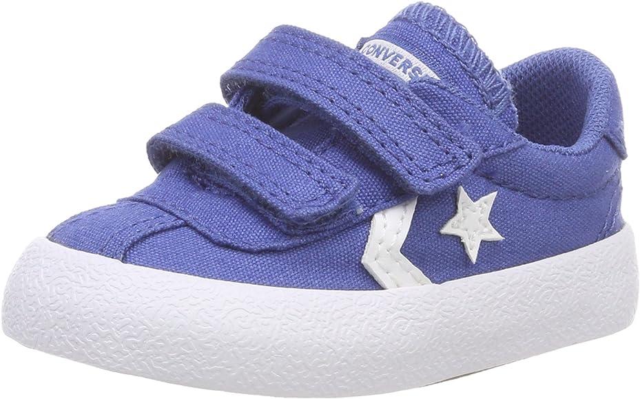 2converse neonato blu