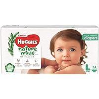 Huggies Platinum Diapers, Large, 54ct