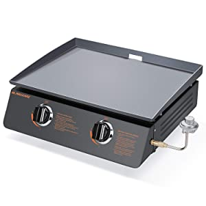 MaxKare Tabletop Gas Griddle Gas Grill
