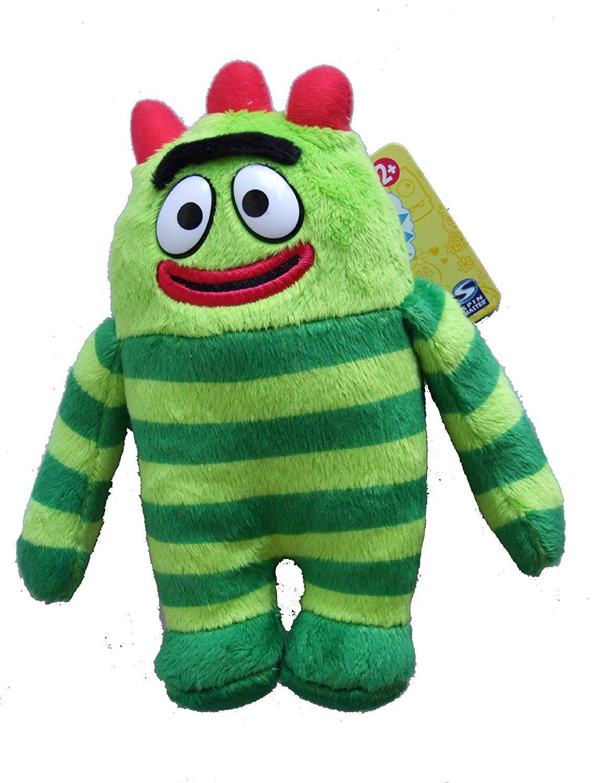 Yo Gabba Gabba 5 Inch Plush Figure Brobee [Toy] [Toy] [Toy] 657ad3