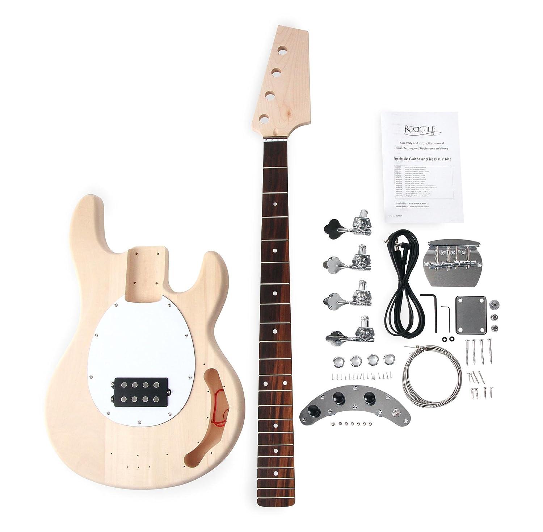 Kit de guitarra eléctrica Rocktile MM-Style: Amazon.es: Instrumentos musicales