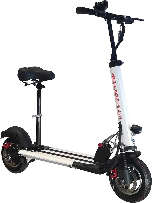 Helliot Design Scooter Pro Patinete Eléctrico Pgab, Adultos Unisex ...