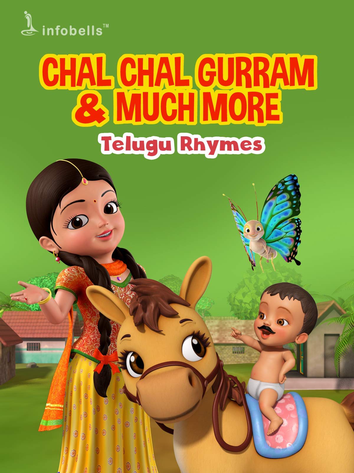 Chal Chal Gurram & Much More Telugu Rhymes for Children on Amazon Prime Video UK