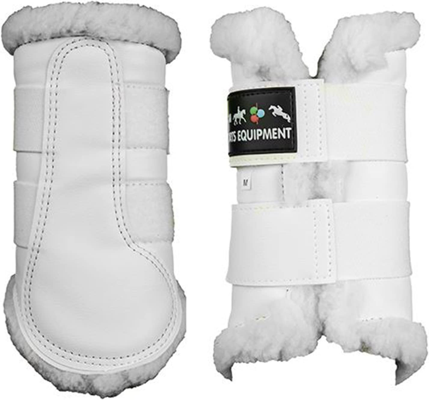 Fleece draw Bags for brushing boots// tendon boots// bandages// riding hats// PE kit