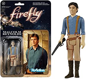 Reaction Figures Firefly Malcolm Reynolds