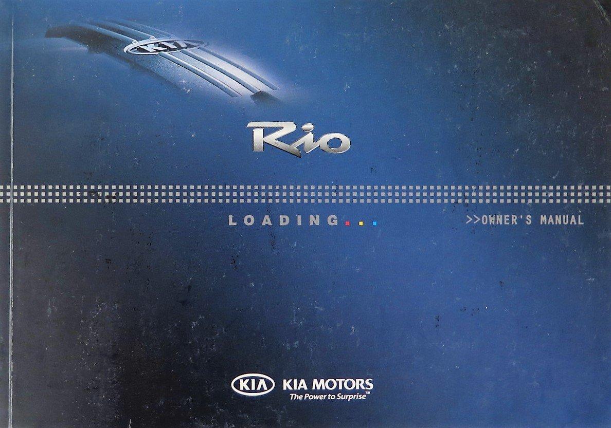 2011 kia rio owners manual guide book amazon com books rh amazon com 2012 kia rio owners manual 2011 kia rio lx repair manual