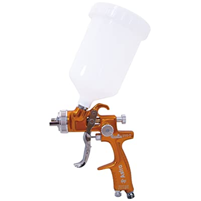 Astro EVOT14 EuroPro Forged LVLP Spray Gun with 1.4mm Nozzle and Plastic Cup: Automotive