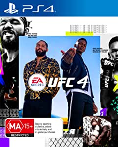UFC 4 - PlayStation 4