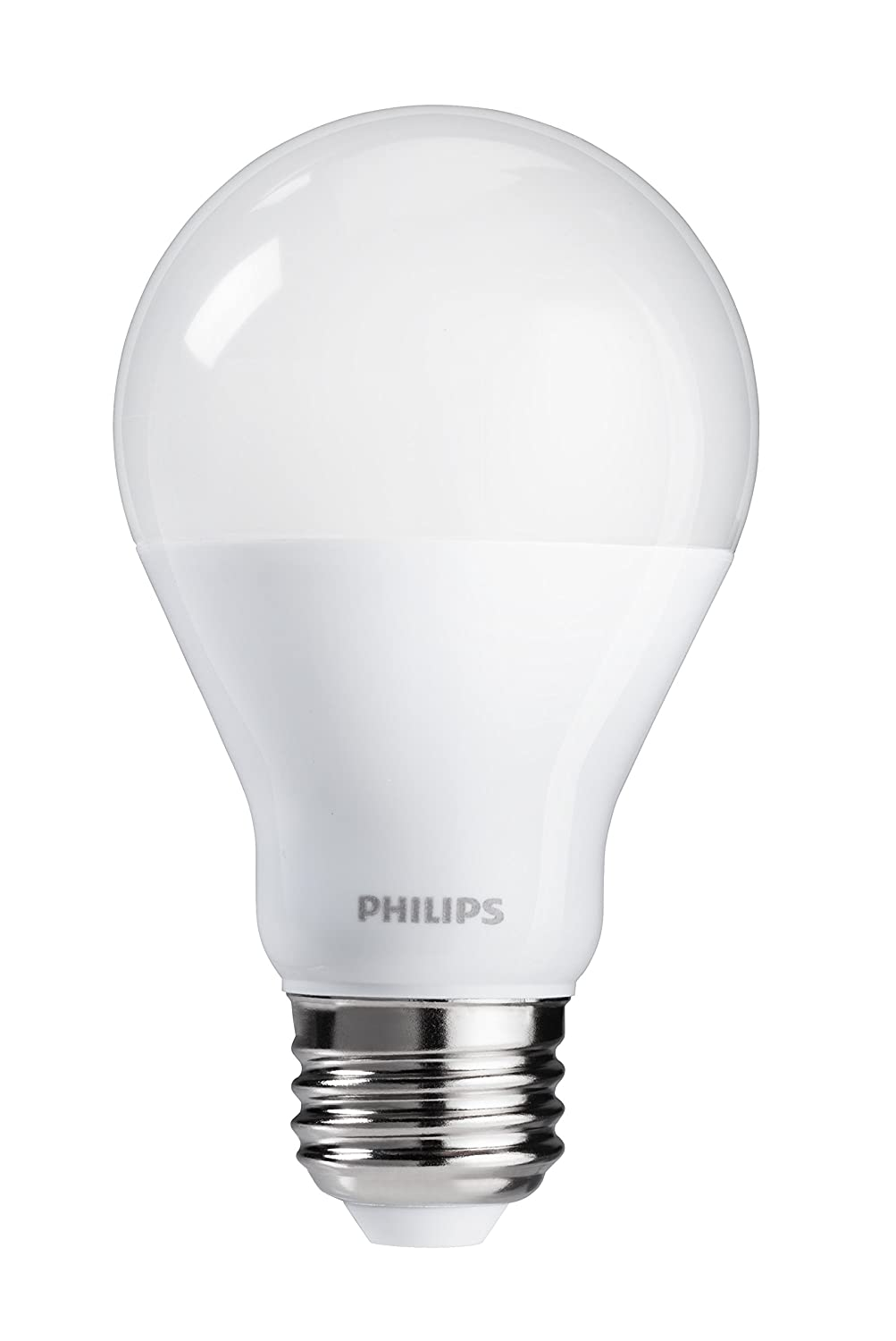 Philips 455790 40 watt equivalent dimmable a19 led light bulb philips 455790 40 watt equivalent dimmable a19 led light bulb daylight 1 pack amazon parisarafo Gallery