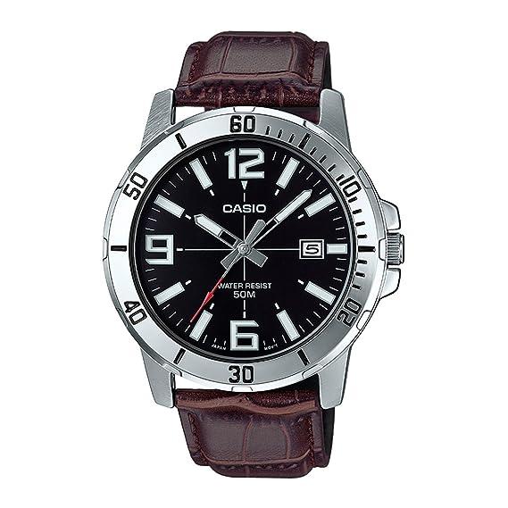 Casio MTP-VD01L-1BV - Reloj Deportivo analógico Casual para ...