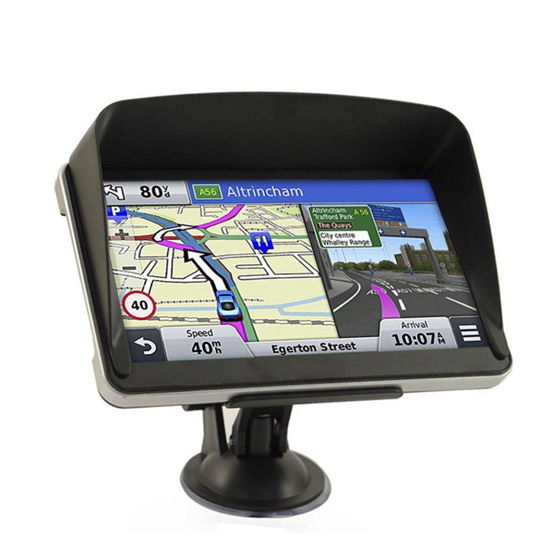 Zhiyi Navigateur GPS de Voiture Visiè re Antireflet pour Garmin nü vi 2595LMT - GPS Auto 5 Pouces 5GPSSHADE-GARMIN-2597